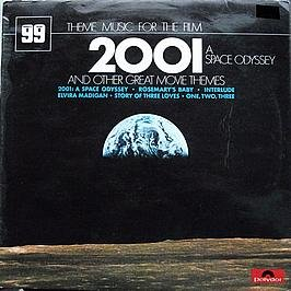 VARIOUS ARTISTS / 2001: A SPACE ODYSSEY & OTHER MOVIE THEMES