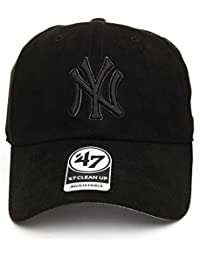 new style 9b4dc 6c415  47 Brand New York Yankees Ultrabasic Suede Tonal Clean Up Slouch Fit Hat.