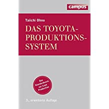 Das Toyota-Produktionssystem