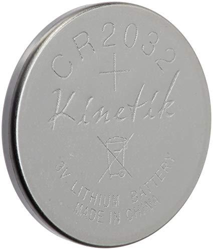 Kinetik 88134Lithium Batterien 3Pack -