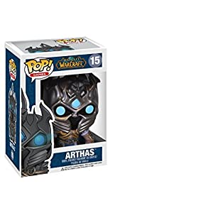 POP Vinilo Games WOW Arthas