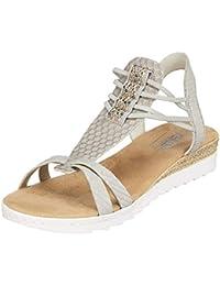 Suchergebnis auf Amazon.de für  Rieker - Sandalen   Damen  Schuhe ... faada2ed37f