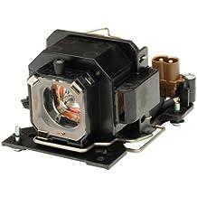 PJxJ Lámpara DT00781 / 456-8770 / 78-6969-9903-2 / CPX1LAMP / RLC-027 para 3M X20 ; Dukane ImagePro 8770 ; Hitachi CP-RX70 / CP-X1 / CP-X2 / CP-X253 / CP-X4 / HCP-60X / HCP-70X / HCP-75X / HCP-76X ; ViewSonic PJ358