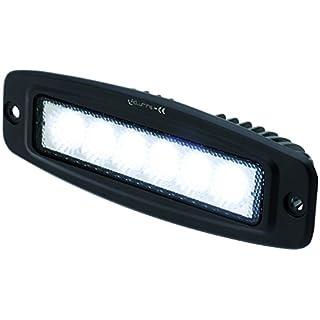 AdLuminis LED Light Bar, 18 Watt, 1440 Lumen, für den Einbau, 12V 24V, Schutzklasse IP 67, Scheinwerfer