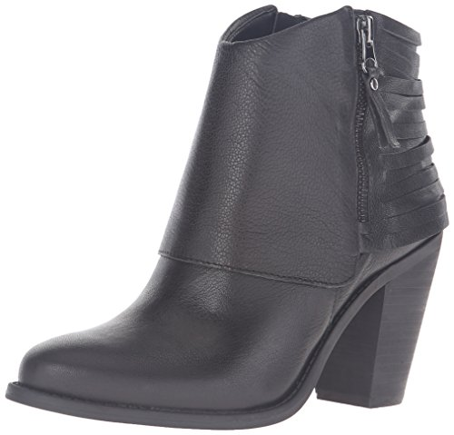 Fancy Jessica Simpson Jessica Simpson Women's Cerrina Ankle Bootie, Black, 5.5 M US (Cuffed Bootie)