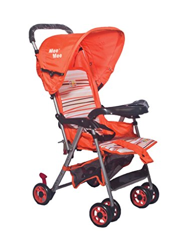 Mee Mee Baby Pram (Colour May Vary)
