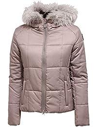 Invicta 8566Y Giubbotto Donna Light Brown Jacket Woman