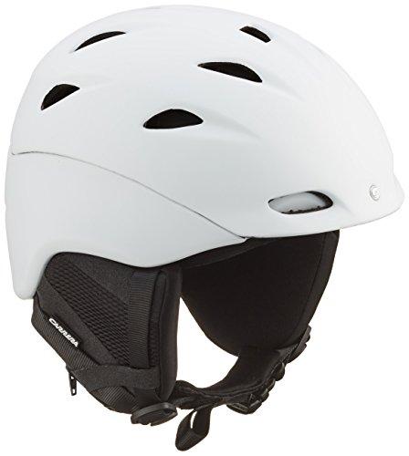 Carrera casco de esquí para hombre Zephyr, otoño/invierno, hombre, color Blanco - Weiß/Matt, tamaño 55-59