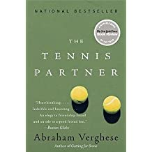 By Verghese, Abraham ( Author ) [ The Tennis Partner By Sep-1999 Paperback