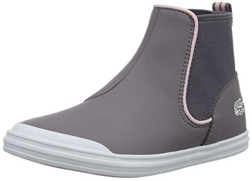 Lacoste Unisex-Kinder Lancelle Chelsea 416 1 Boots Grau (DK GRY 248)