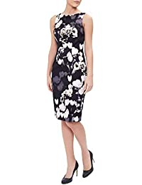 8b5a95166 Monsoon Alberta Floral Print Pencil Dress