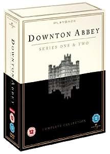 Downton Abbey - Series 1 & 2 Box Set [DVD]