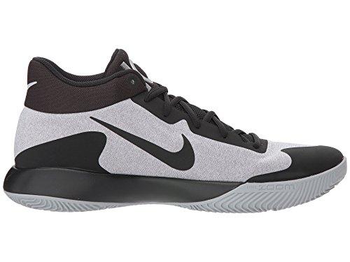 on sale 57b8d b808a ... Scarpe da basket Nike KD TREY 5 V Black Wolf Grey ...