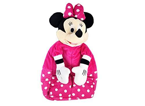 Disney Windeltasche für Babys, aus Plüsch MINNIE KP0305WD (Maus Wickeltasche Disney Minnie)