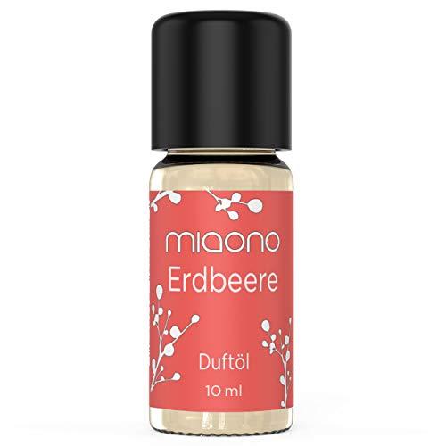 Aceite aromático de fresa 10 ml - fino aroma - aceite aromático para lámpara aromática y difusor
