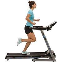 Preisvergleich für Laufband MAXXUS RunMaxx 4.2i Klappbar - Kompakte Treadmill Mit Klappbarer Lauffläche Und Dämpfungssystem - 16km/h, 12% Steigung - Starker 1,75 PS DC-Motor – Große Lauffläche Für Sicheres Training