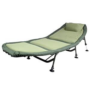 Koala Products Airlite Fleece 6 Leg Bedchair by KOALA PRODUCTS