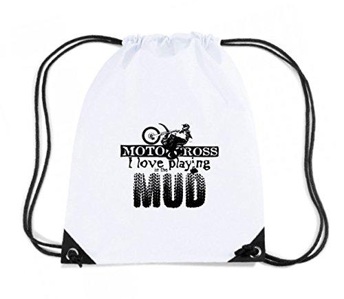 t-shirtshock-mochila-budget-gymsac-t0285-motocross-auto-moto-motori-talla-capacidad-11-litros