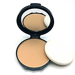 9th Avenue Natural skin: Cheap Natural Smooth Powder Mineral Powder Foundation Moisturizing Setting powder Compact Powder with mirror and cosmetic puff