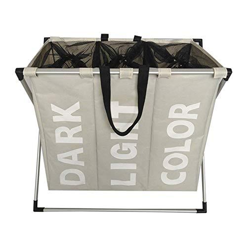 Yao Oxford-Tuch-schmutziger Kleidungs-Korb-faltbares Badezimmer-Kleinigkeiten-Speicher-Organisator -