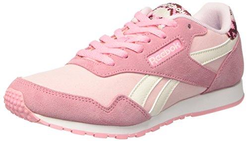 Reebok Bd3362, Sneakers trail-running femme Rose (Light Pink/chalk/red)