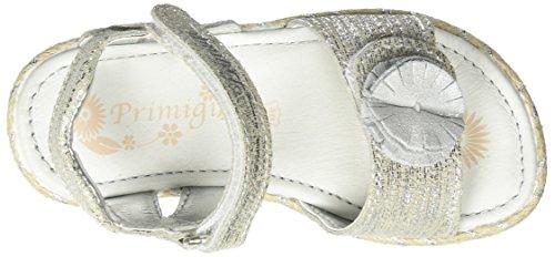 Primigi Baby Mädchen Phg 7115 Lauflernschuhe Silber (Argento)