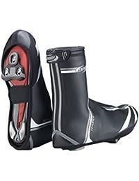 BBB UltraWear BWS 12 - Cubrezapatillas/Cubrebotas ciclismo, color negro, talla 45-46