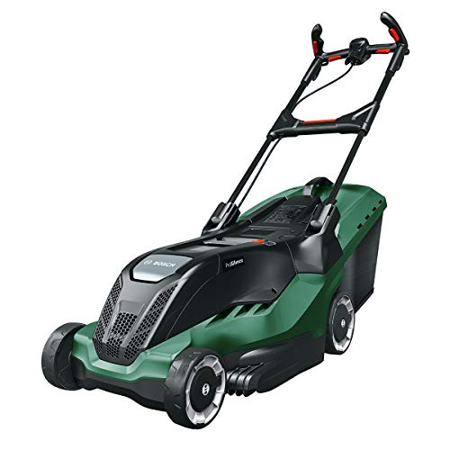 Bosch AdvancedRotak 750 Electric Rotary Lawnmower, Cutting Width 45 cm