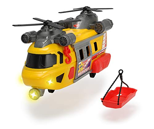 "Dickie Toys 203306004"" Rescue Helicopter Spielzeug, Mehrfarbig"