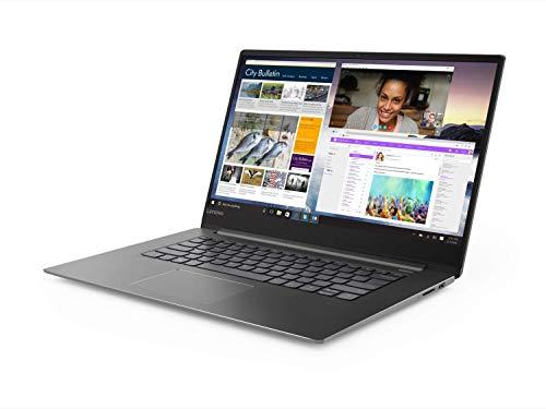(Renewed) Lenovo Ideapad 530s Core i5 8th gen 15.6-inch Full HD Thin and Light Laptop (8GB RAM/512GB SSD/Windows 10 Home/ MS Office H&S 2016/2GB Graphics/Onyx Black/1.69kg), 81EV00BPIN