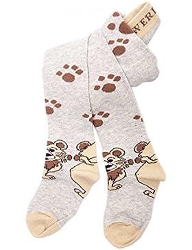 Weri Spezials. Baby und Kinderstrumpfhose. Ein lustiger Lowe.