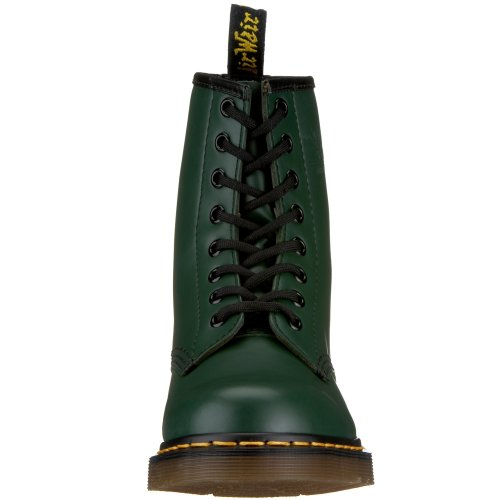 Dr. Martens 1460, Boots Unisexe Green Smooth