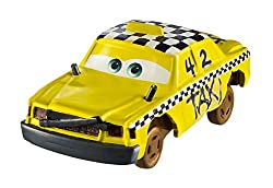 Disney Dyb09 Pixar Cars 3 Crazy 8 Crashers Faregame Vehicle