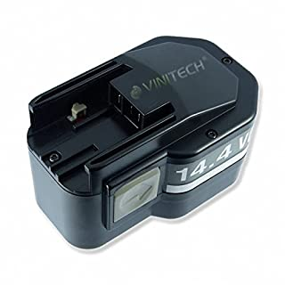 Vinitech Akku passend für Atlas Copco PN 14.4 Power Plus, PPS14.4 Power Plus Ni-Mh 14,4V 2000mAh