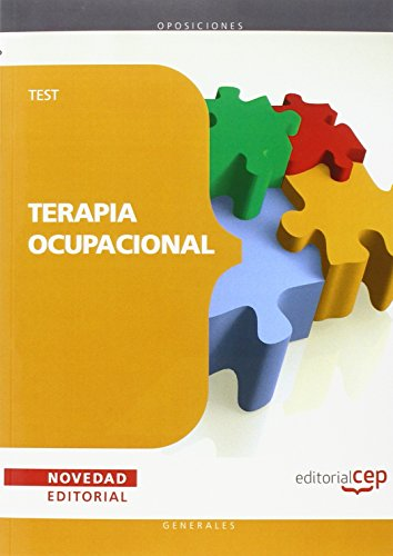 Terapia Ocupacional. Test (Colección 1480) por VV.AA.