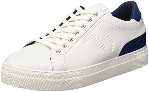 trussardi-jeans-by-trussardi-herren-77s60753-niedrige-sneaker-multicolore-white-blue-43-eu