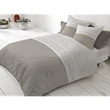 Amazonfr Housse Couette Taupe
