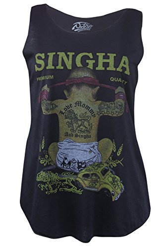 ladies-black-vest-tank-novelty-top-singha-thailand-beer-punk-rock-tattoo-baby-fun-design