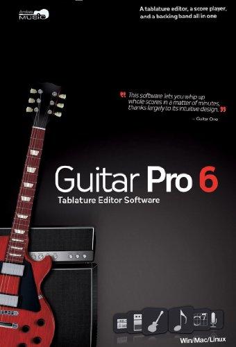 Guitar Pro 6 (PC/Mac) Test