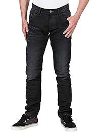Energie - Jeans - Homme Noir F09970 Dark Used Wash