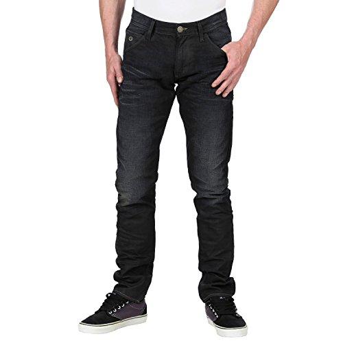 Energia Jeans da uomo, uomini Molla dy0057col. f09970Dark used Wash Jeans-Straight Leg Regular Fit F09970 Dark Used Wash 33W x 34L