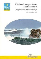 Etain et les organisations en milieu marin