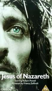 Jesus Of Nazareth (Cinema Version) [VHS]