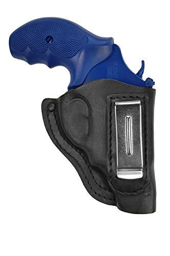 VlaMiTex IWB 11 Leder Revolver Smith & Wesson 31/34 / 36/38 / Chiefs Special (Holster Revolver)