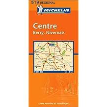 Carte routière : Centre Berry-Nivernais, N° 11519