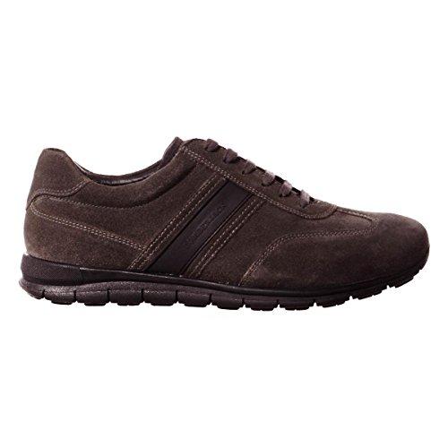 Chaussures de ville, couleur Gris , marque LUMBERJACK, modèle Chaussures De Ville LUMBERJACK PARKER Gris