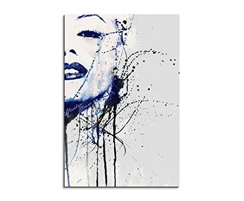 Paul Sinus Art Marilyn-Monroe-IV_ 90 x 60 - SA Quadro Tela, 90 x 50 x 3 cm, Multicolore