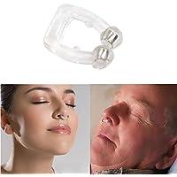 WEISS Silikon Anti Schnarchen Schnarchstopper Nasendilatatoren für Nasenpflaster, Nasenklammer Apnoe Hilfe Gerät... preisvergleich bei billige-tabletten.eu