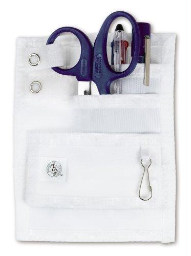 NCD Medical/Prestige Medical 742-NAV 5-Pocket Designer Organiser Kit - White (Gesichts-make-up-chart)