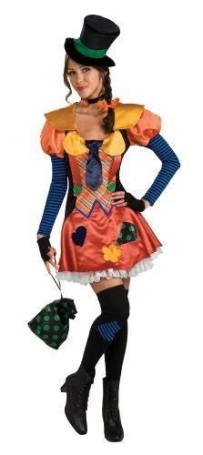 Hobo Clown Damen Kostüm–Standard (Hobo Kostüme Für Erwachsene)